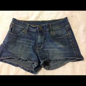 Girls shorts jeans